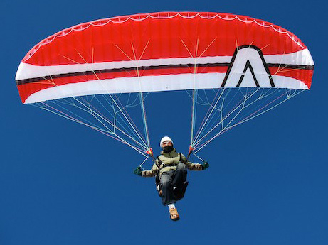Essential Tandem Paragliding Guide for Beginner