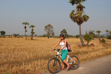 Biking to Beng Mealea: How to See More of Rural Cambodia