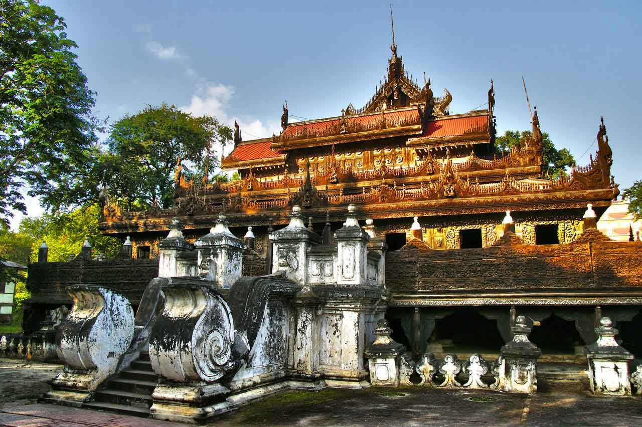 Mandalay Becoming Wonderful Destination for Best Myanmar Package Tour