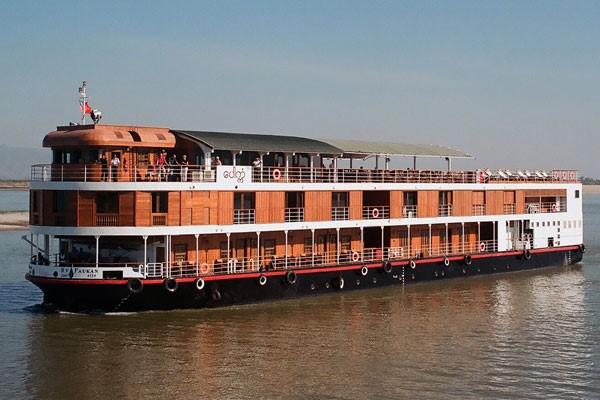 Best Holidays to Be Spent on Following Top River Cruises Myanmar