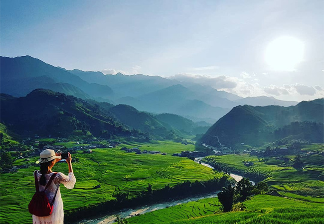The four best trekking trails in Sapa