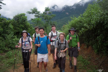 Some Tips When Trekking in Luang Prabang, Laos