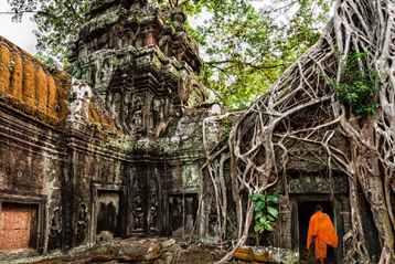 Travels Through Cambodia: Angkor What?