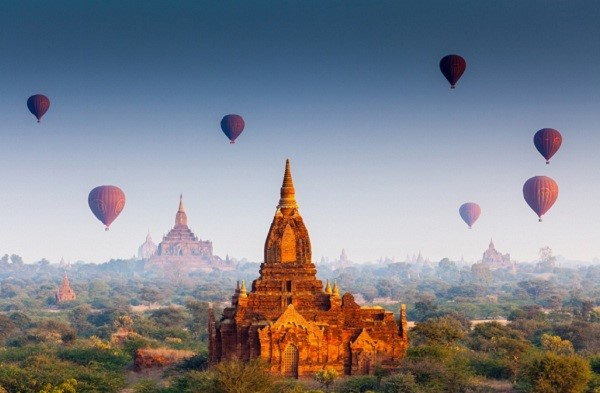Going to Bagan City for Fascinated Visiting – What to Do in Myanmar?