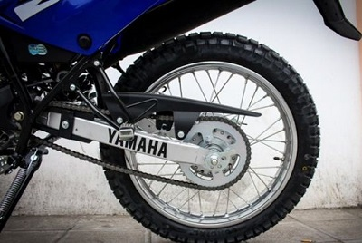 Yamaha for Motorcycling tours