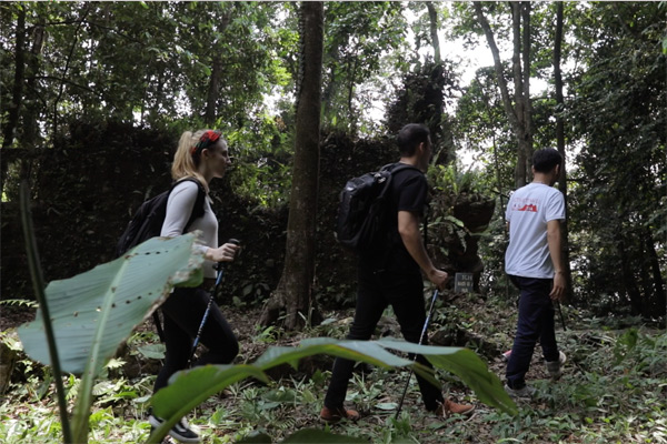 Hard Trek Ba Vi – 1 day Jungle Trek with Active Travel Asia