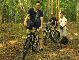 Biking Angkor Temples and Beyond