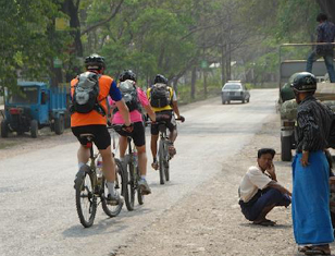 Grand Cycling Tour Around Myanmar