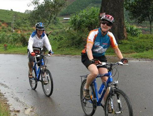 Real Biking Overland Vietnam on Ho Chi Minh Trail