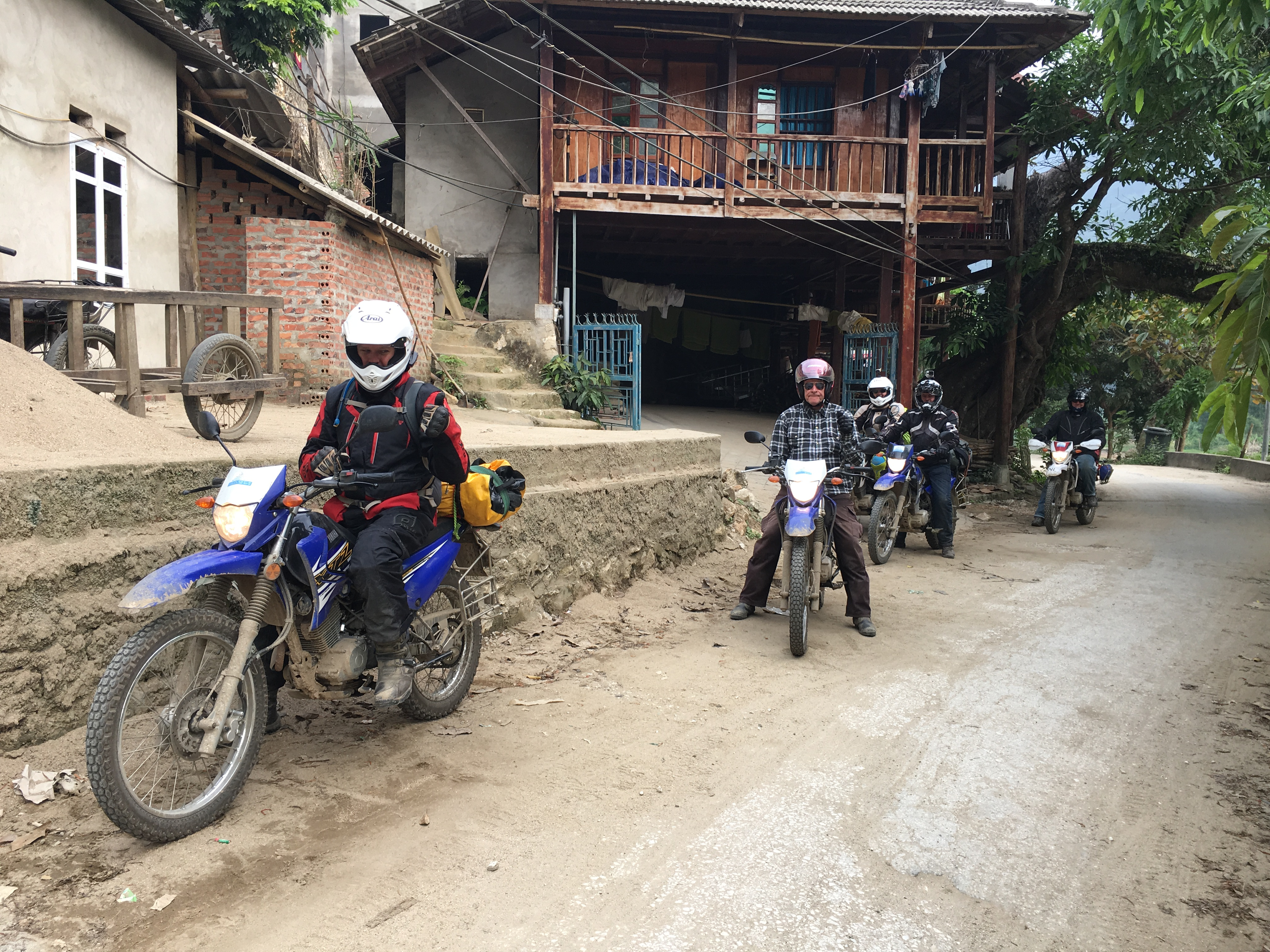 Exploring Mekong with 3 Days Motorbike Tour