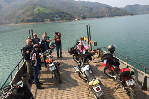 Motorcycling North West Vietnam