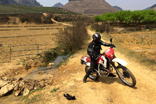 Motorcycling North East Vietnam